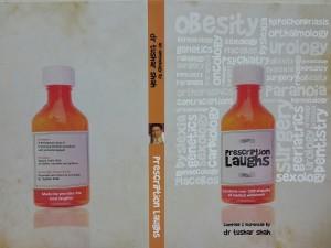 Prescription laughs cover page
